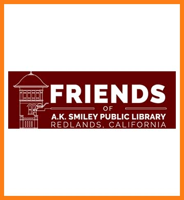 Friends of Smiley Library logo